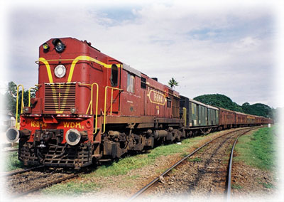 Indian Railway ( Nellai Eruvadi - Services )